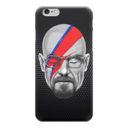 "Чехол для iPhone 6 глянцевый ""Heisenberg (Breaking Bad)"" - во все тяжкие, breaking bad, heisenberg"