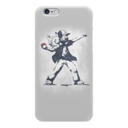 """Чехол для iPhone 6 """"Покемон"""" - прикольные, покемон, покемоны, бэнкси, pokemon go"""
