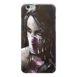 """Чехол для iPhone 6 """"Mortal Kombat"""" - девушки, mortal kombat, джейд, мортал комбат"""