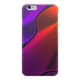 """Чехол для iPhone 6 """"Абстракция"""" - узор, стиль, рисунок, абстракция, абстрактный"""