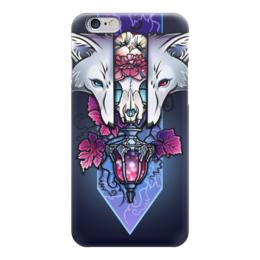 """Чехол для iPhone 6 """"Dreamfox"""" - арт, сова, fox"""