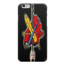 "Чехол для iPhone 6 ""Дашнакцутюн Dashnaktutyun"" - армения, ереван, арцах, армяне, дашнакцутюн"