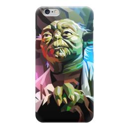 "Чехол для iPhone 6 ""Йода (Yoda)"" - star wars, yoda, звездные войны, йода"
