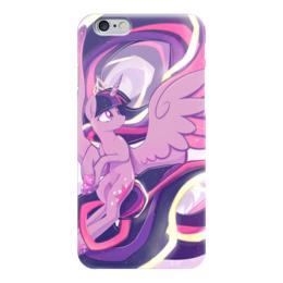 """Чехол для iPhone 6 глянцевый """"Princess Twilight Sparkle"""" - twilight sparkle, my little pony"""