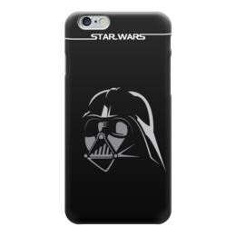 """Чехол для iPhone 6 """"Дарт Вейдер (Darth Vader) """" - star wars, darth vader, звездные войны, дарт вейдер, энакин скайуокер"""