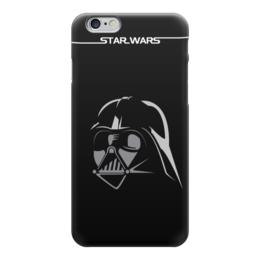 Чехол для iPhone 6 глянцевый "Дарт Вейдер (Darth Vader) " - дарт вейдер, звездные войны, star wars, darth vader, энакин скайуокер