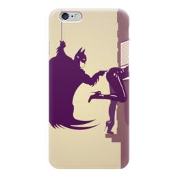 "Чехол для iPhone 6 ""Batman x Catwoman"" - batman, бэтмен, женщина-кошка, catwoman, брюс уэйн"