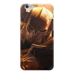 "Чехол для iPhone 6 ""Warhammer"" - warhammer, хаос, chaos"