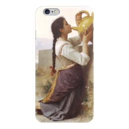 """Чехол для iPhone 6 """"Жажда (La Soif)"""" - картина, бугро"""