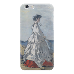 "Чехол для iPhone 6 ""Princess Pauline Metternich on the Beach"" - картина, буден"