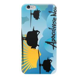"""Чехол для iPhone 6 """"Вертолеты (Апокалипсис Сегодня)"""" - apocalypse now, heli"""