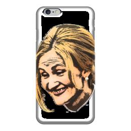 "Чехол для iPhone 6 ""Всё слышно"" - едро, конституция, фсб, госдума, яровая"