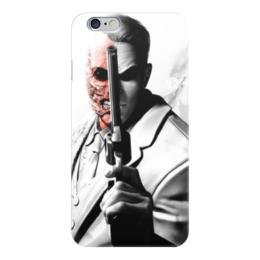 """Чехол для iPhone 6 """"Двуликий (Batman)"""" - двуликий"""