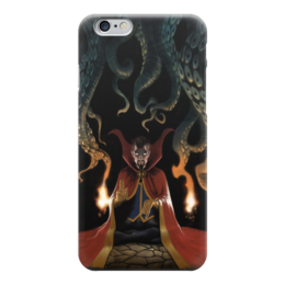 "Чехол для iPhone 6 ""Доктор Стрэндж"" - комиксы, марвел, dark horse comics, doctor strange, dr strange"