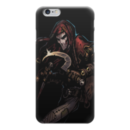 "Чехол для iPhone 6 ""Jester(Darkest Dungeon)"" - фанарт, шут, darkest, dungeon, jester"