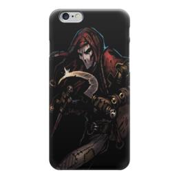 """Чехол для iPhone 6 """"Jester(Darkest Dungeon)"""" - фанарт, шут, darkest, dungeon, jester"""