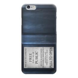 "Чехол для iPhone 6 ""Тардис (Доктор Кто)"" - tardis"