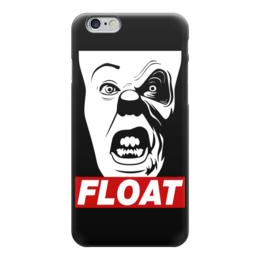 "Чехол для iPhone 6 глянцевый ""Оно. Пеннивайз"" - it, клоун, оно, pennywise, пеннивайз"