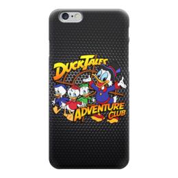 """Чехол для iPhone 6 """"Утиные Истории (Duck Tales)"""" - утиные истории, duck tales, скрудж макдак"""
