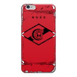 "Чехол для iPhone 6 ""Spartak Moscow"" - футбол, спартак, spartak, спартак москва"
