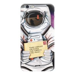 """Чехол для iPhone 6 глянцевый """"Космос в тебе!"""" - звезды, космос, вселенная, космический, thespaceway"""