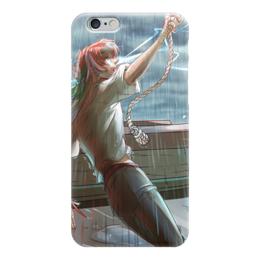"""Чехол для iPhone 6 """"Девять баллов по Бофорту"""" - океан, корабли, шторм, projectpanda"""