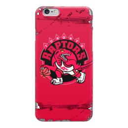 """Чехол для iPhone 6 """"Toronto Raptors"""" - баскетбол, нба, toronto raptors, торонто рэпторс"""