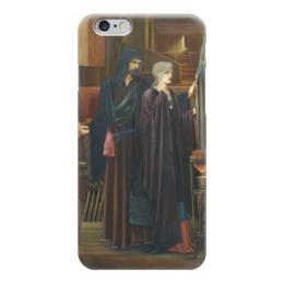 "Чехол для iPhone 6 ""Маг (The Wizard)"" - картина, бёрн-джонс"