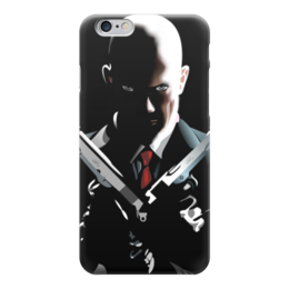 "Чехол для iPhone 6 ""Хитмен"" - hitman"
