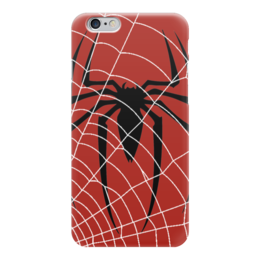 "Чехол для iPhone 6 ""SPIDERCASE"" - комикс, супергерой, spider man, паук, человекпаук"