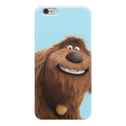 "Чехол для iPhone 6 ""Дюк (Duke)"" - тайная жизнь домашних животных, the secret life of pets, duke, дюк"