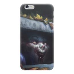 "Чехол для iPhone 6 ""Клоун (Оно)"" - it, оно, стивен кинг, stephen kings"