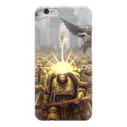"Чехол для iPhone 6 ""Warhammer"" - warhammer, 40000, black templars"