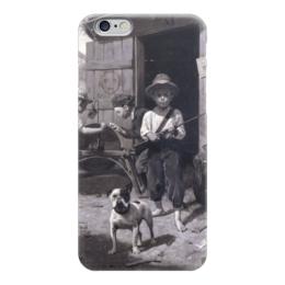 """Чехол для iPhone 6 """"Slim Finnegan"""" - картина, роквелл"""