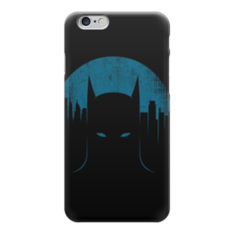 "Чехол для iPhone 6 ""Бэтмен"" - комиксы, бэтмен, dc, dc comics, batma"