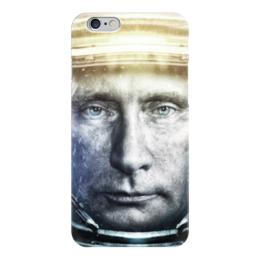 "Чехол для iPhone 6 ""Владимир Путин"" - россия, путин, putin, рф"