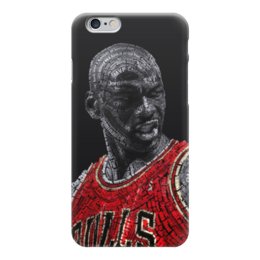 "Чехол для iPhone 6 ""Jordan23"" - арт, jordan"