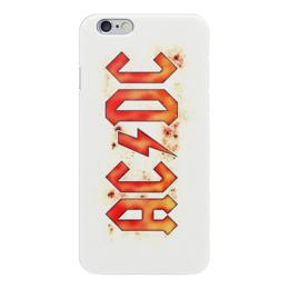 "Чехол для iPhone 6 ""AC/DC"" - acdc"