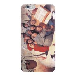 "Чехол для iPhone 6 ""Концерт в яйце"" - картина, босх"