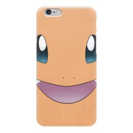 "Чехол для iPhone 6 ""Чармандер"" - нинтендо, nintendo, charmander, pokemon go, покемон го"