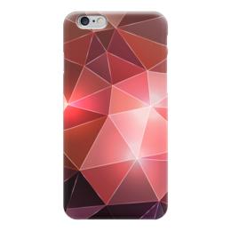 """Чехол для iPhone 6 """"Polygonal"""" - арт, абстракция, polygonal, полигональный"""