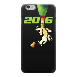 """Чехол для iPhone 6 """"Новый год!"""" - красиво, новый год, рождество, 2016, денис гесс"""