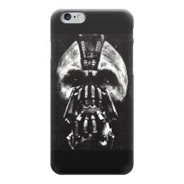 """Чехол для iPhone 6 """"Batman(Бэйн)"""" - комиксы, batman, бэтмен, бэйн, bane"""