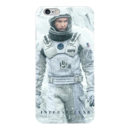 "Чехол для iPhone 6 ""Interstellar"" - space, космос, интерстеллар, interstellar, mcconaughey, макконахи"