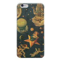 "Чехол для iPhone 6 глянцевый ""Dreams"" - космос, небо, smashing pumpkins, dreams, мечты"