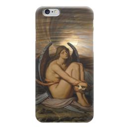 """Чехол для iPhone 6 """"Душа в рабстве (Soul in Bondage)"""" - картина, веддер"""