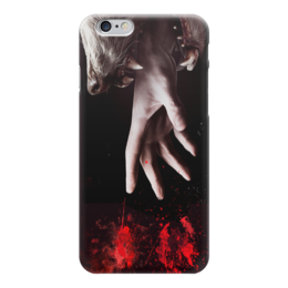 "Чехол для iPhone 6 ""Hemlock Grove"" - кино, волки, оборотни, grove, hemlock"