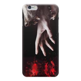 "Чехол для iPhone 6 ""Hemlock Grove"" - кино, волки, оборотни, grove, hemlock"