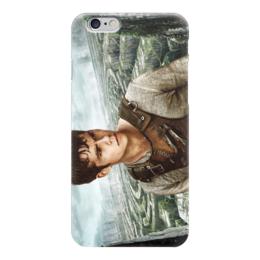 """Чехол для iPhone 6 """"Бегущий в лабиринте / The Maze Runner"""" - рисунок, кино, бегущий в лабиринте"""