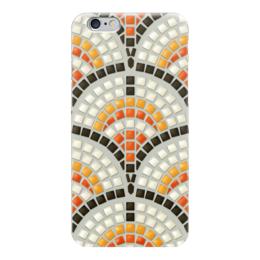 "Чехол для iPhone 6 ""Античная Мозаика"" - италия, мозаика, рим, греция, афины"